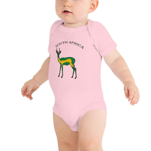 South African Baby Bodysuit