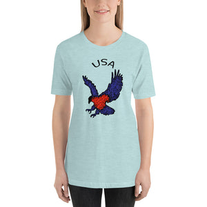 USA Supporters Short-Sleeve T-Shirt