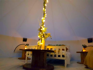 Wedding Bell Tent Hire