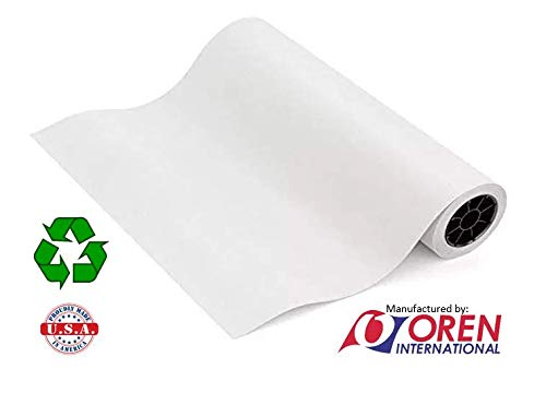 "White Kraft Paper Roll │ 48"" x 200' 