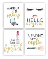 "Inspiration wall prints Inspirational Quote&Saying Art Painting Modern Minimalist Set of 3 (8""X10"") Canvas Painting Picture Phrases Wall Art Poster Kids Room Home Decor Wall Art Decor (UNFRAMED)"