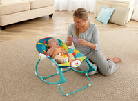 Fisher-Price Infant-to-Toddler Rocker - Circus Celebration