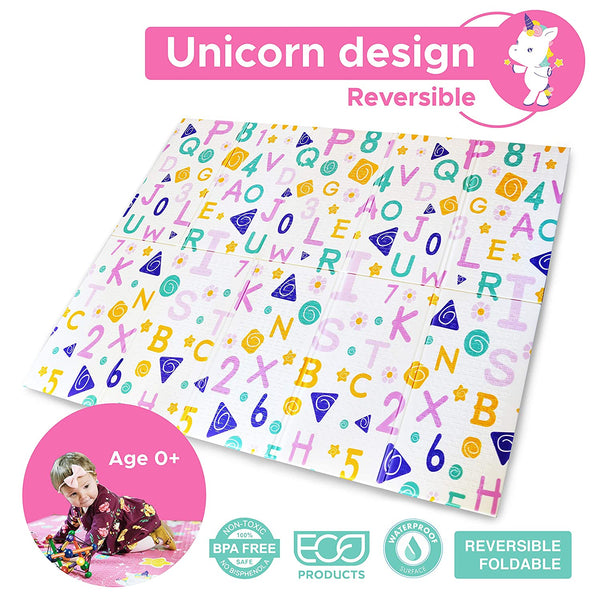 Baby Care Play Mat, Baby Foam Playmat, Foldable Play Mat, Baby Play Mat Foam, Bpa Free, Waterproof, Rectangle 78x61x0.4in, Baby Care Playmats. Baby Foam Mat. Crawling Babycare Foldable Floor Mats