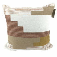 PROJECT 62 NEW Southwest Geo Square Indoor Throw Accent Pillow Cotton Blend