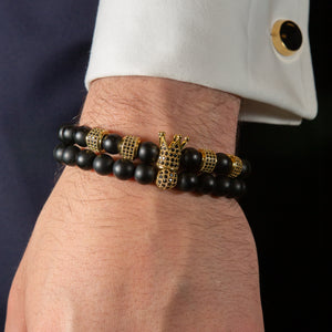 King Already Bracelet - Gold