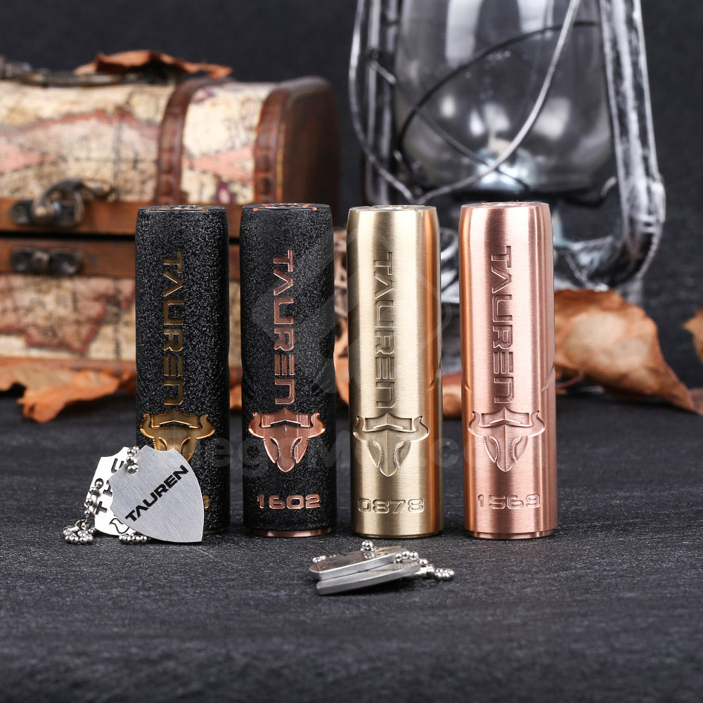 THC Tauren 18650/21700 Mechanical Tube Mod