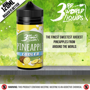 3rd World Liquids Pineapple Cooler