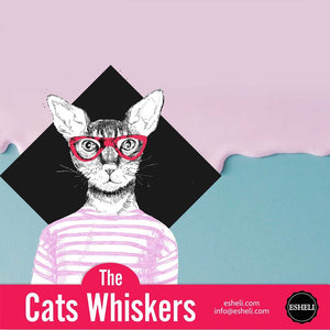 The Cats Whiskers Strawberry