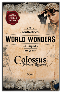 World Wonders Colossus Private Reserve