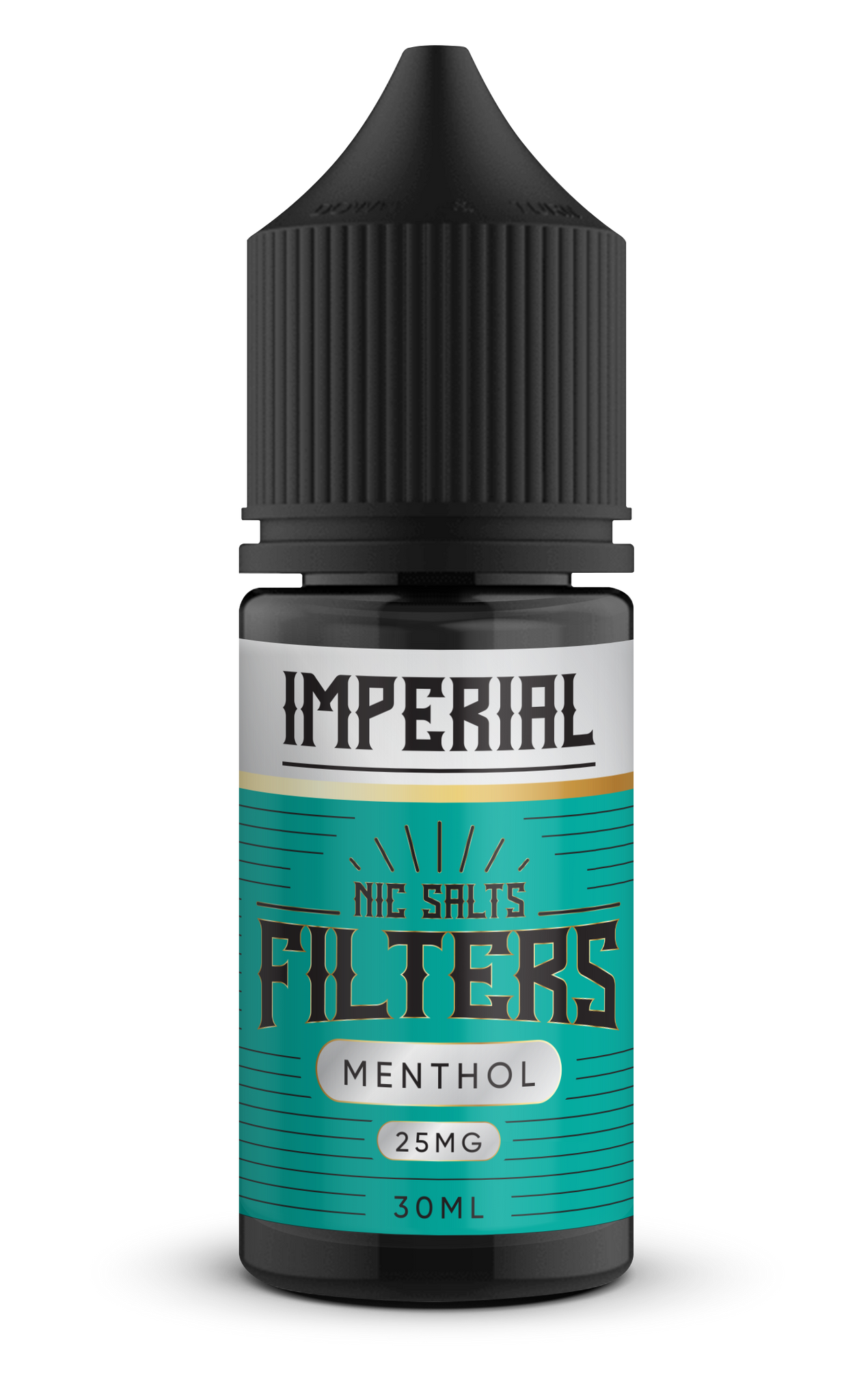 Imperial Nic Salt E-Liquid-Filters Menthol
