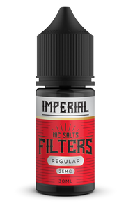 Imperial Nic Salt E-Liquid-Filters