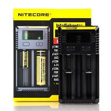 Nitecore I2 2 Bay Battery Charger