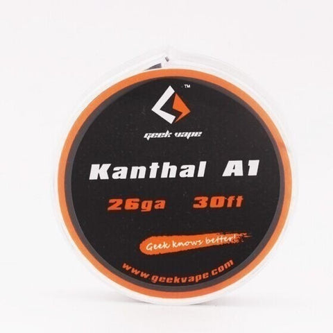 Geek vape Kanthal A1 wire spool