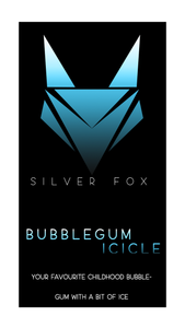 Silver Fox Bubblegum Icicle