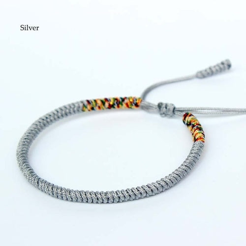 Multi Color Rope Tibetan Bracelets