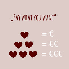 Pay what you want