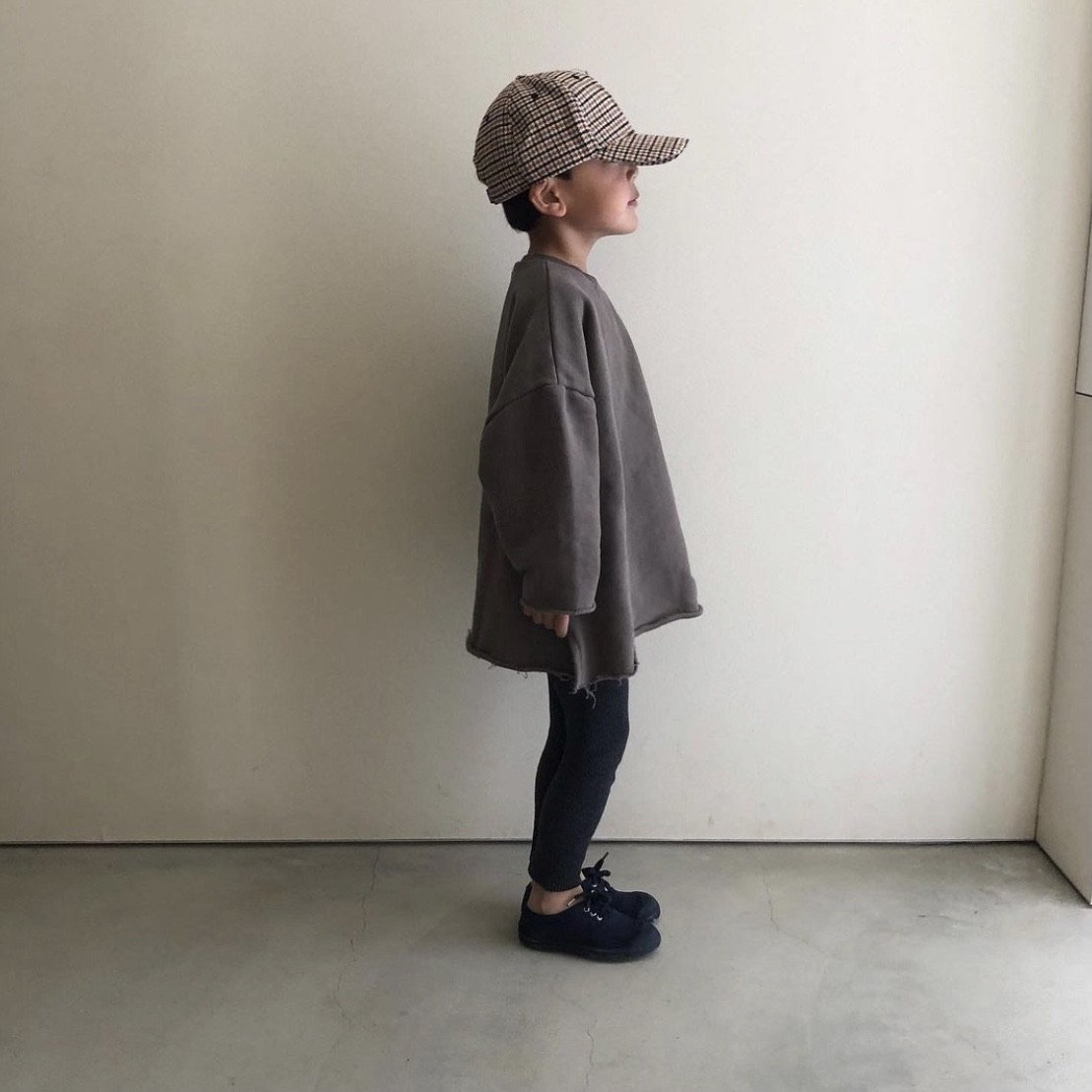 Big Boxy Long Sweater (3 Farben) für Baby und Kinder- Little Foxx Online Concept Store
