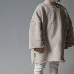 Big Boxy Long Tee - Sweater für Baby und Kinder- Little Foxx Online Concept Store