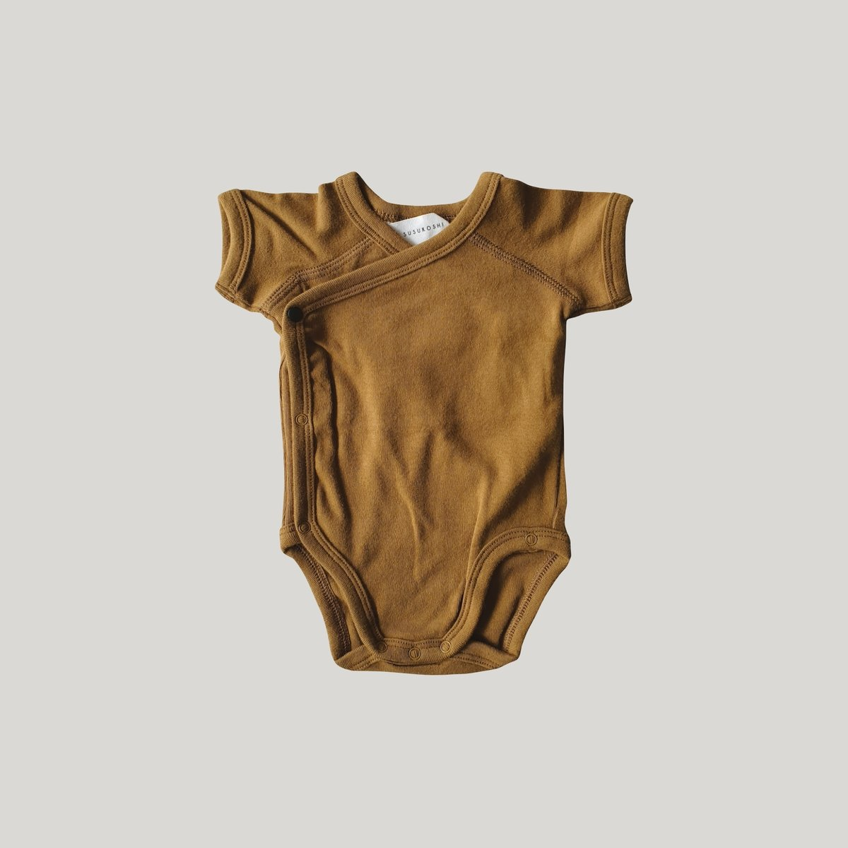 Kimono Body S/S Antique Brass für Baby und Kinder- Little Foxx Online Concept Store