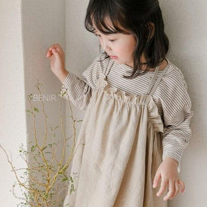 Mar Linen One Piece - Kleid für Baby und Kinder- Little Foxx Online Concept Store