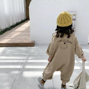 "Statement Overall ""I love my Mummy"" für Baby und Kinder- Little Foxx Online Concept Store"