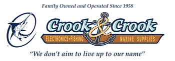 Company logo including Marlin, Name, anchor and tag line.
