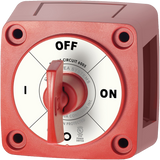 Square On-Off switch
