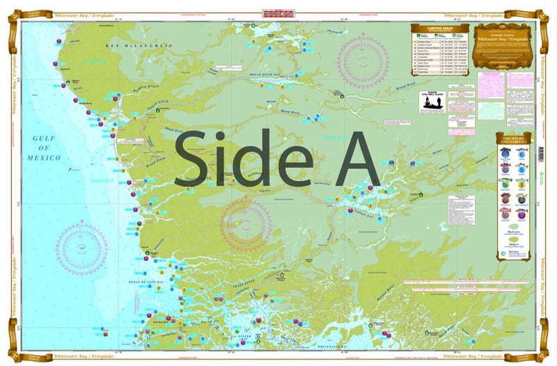 Navigation Map Side A