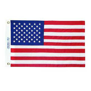 "Annin 20x30"" Dyed Nylon U.S. Flag"