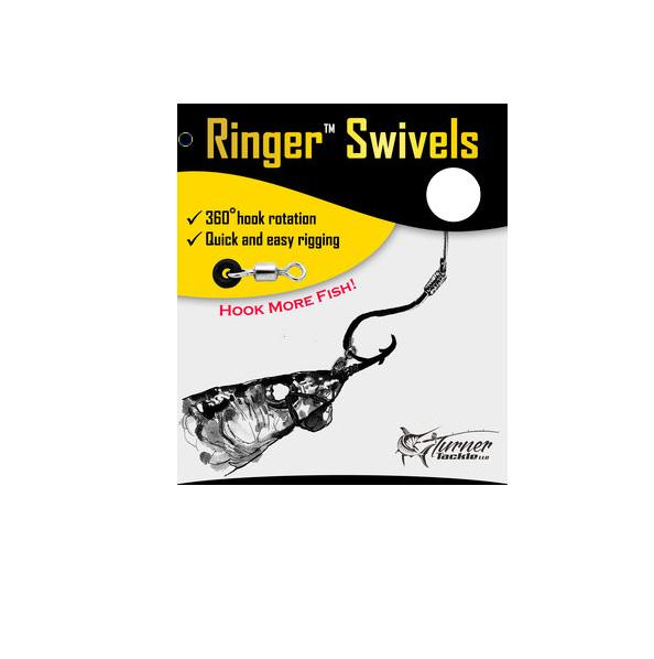 Front Package Ringer Swivels