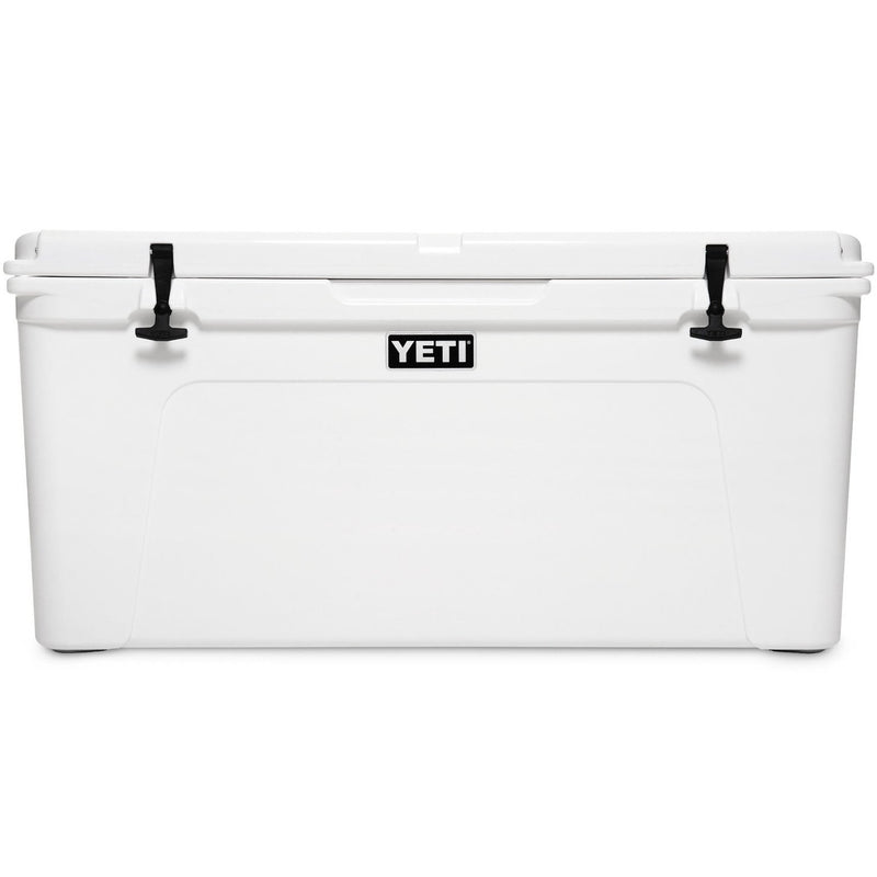 White colored cooler