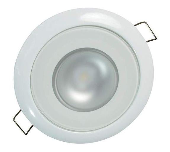 face of White Finish LED
