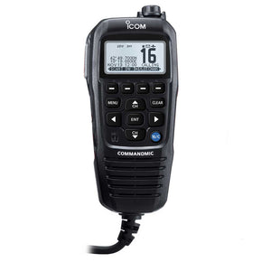 ICOM Command Mic IV Black