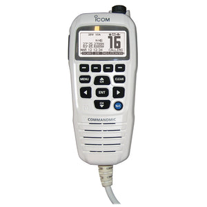 ICOM Command Mic IV White
