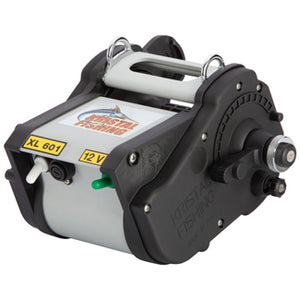 Kristal XL601-12V 50/80# Electric Reel