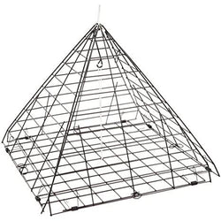 Image of triangle form closed trap