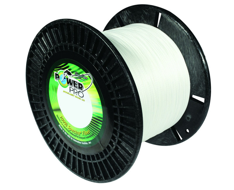 Braided Fishing Line White