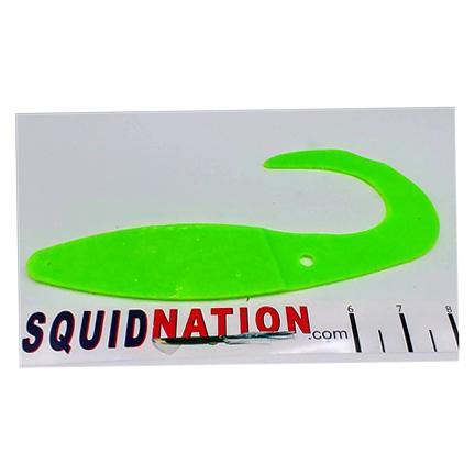 Squidnation Thinskinz Chartreuse Color