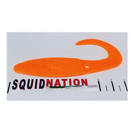Squidnation Thinskinz Salmon Orange Color