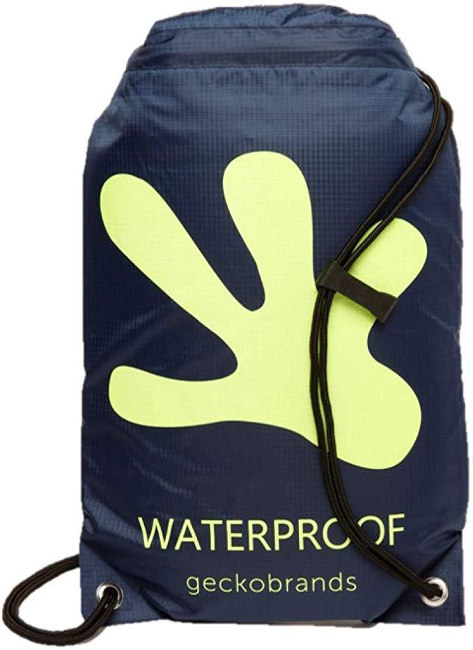 GRECKOBRANDS Drawstring Waterproof Backpack