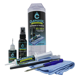 CLENZOIL Marine & Tackle Reel Care Kit