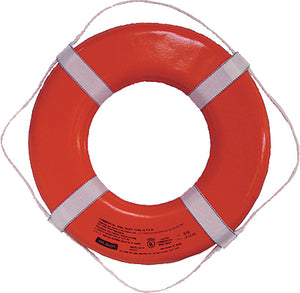 "Cal June 20"" Life Ring Buoy - Orange"