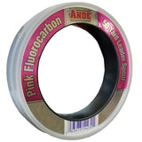 Small circular packaging made of transparent plastic with a pink and silver Ande label.