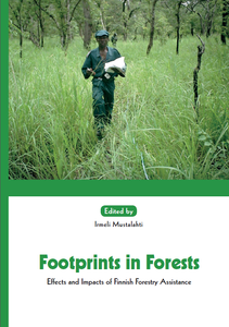 Tuotekuva Footprints in Forests. Effects and Impacts of Finnish Forestry Assistance