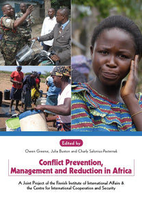 Produktbild Elements for Discussion: Conflict Prevention, Management and Reduction in Africa
