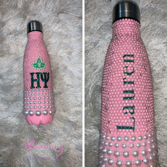 SWAROVSKI AND PEARL AKA SWELL BOTTLE
