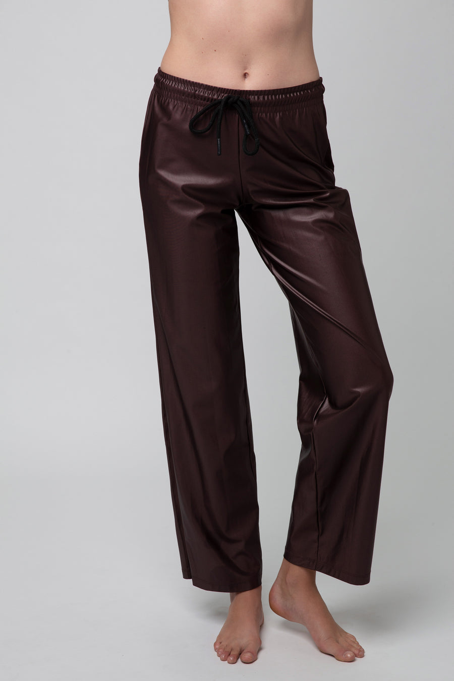 Silkroad Pants - Chestnut