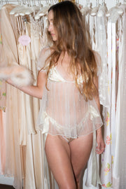 Valeria Silk Ribbon Panty