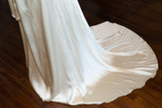 Suzette Silk Bridal Gown
