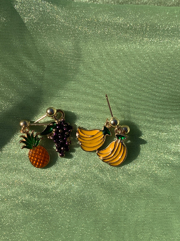 Fruity Charm Earrings